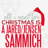 J2 sammich [ChristmasTxt]