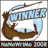 NaNo Winner!