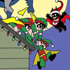 bat-santa & elves 2