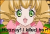 Hina kills