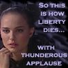 Liberty Dies