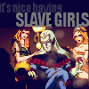 Lotor's Slave Girls