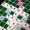 writing: scrabble - novel