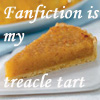 Darry Willis: treacle tart