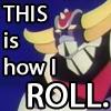 Grandizer How I Roll