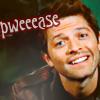 Shonaille: Misha says 'Pweese'