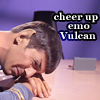 Little Red: trek - emo vulcan - icons_of_isis