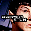 Little Red: trek - eyebrows stun - twentystar