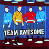 Little Red: trek - ani awesome - rightonicons