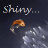 shiny fishy
