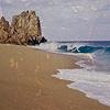 Kate: beach scene