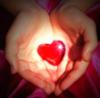 Amai: heart in hands