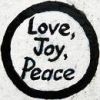 Joy, Peace, Love