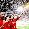 Sinnie: España selección // Fireworks ; Confetti