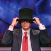 cheesejoose: Colbert and his hat