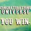 Universe wins_pyroblaze