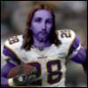 vikings jesus