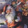 Maria: Christmas Vintage Santa
