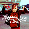 here girl, dry your tears with this ShamWow: juno kraken from the sea