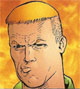 guy gardner, contemplation