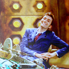 Beka: DW: Kicking it at the TARDIS console