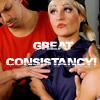 [connie & carla] great consistancy