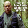Stargate - Teal'c - glee