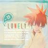 daisuke, lonely