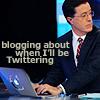 Colbert: Twitter