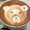 food coffee bear