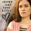 wonderfalls snowy owl love killer
