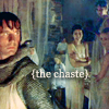 holy grail the chaste