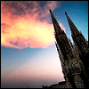 Künstliches Mädchen | ☘Lara Kelley Gallagher☘: Vienna~Stephan's Dom Sunset