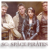 Kaz: Space Pirates (SG-1)