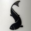 Kimberley Verburg: black fish