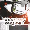 Evil // Bleach