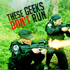 Kaz: Geeks Don't Run (Sam/Daniel)