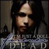 Stephanie: just a doll forever dead