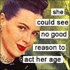 Tari: NF -- Ann Taintor Act Her Age
