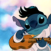 Lilo&Stitch Elvis!Stich