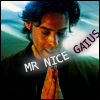 The Large Purple Weed: Mr. Nice Gaius