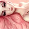 bella sol pink hair