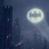 Comic Book Goddess: batman - batsignal over gotham