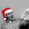 Buster santa hat