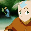 Fritters: A-TLA - Aang not quite sure by fresac