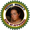 fusion_mobile's seal of approval