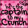 Fritters: He's the Captain to my Crunch by outspok