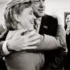 saviour ღ of ღ storybrooke: [Politics] -- Bill&Hillary; hug
