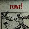 robot rawr