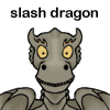 Aingeal: merlin slash dragon